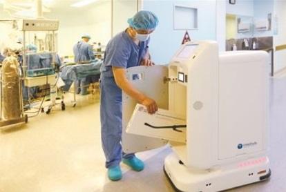 RFID医疗耗材柜物资管理