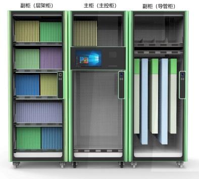 RFID 医疗耗材柜物资管理