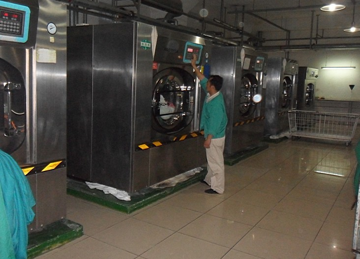 ThingMagic M6超高频RFID读写器协助瑞士Datamars的RFID洗衣管理应用