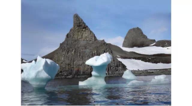 Trimble产品助力南极洲航空影像拍摄(上)