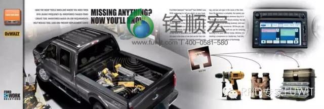 ThingMagic超高频RFID应用汽车制造工业