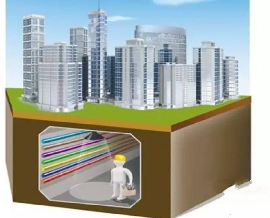 基于RFID技术的地下管网管理系统
