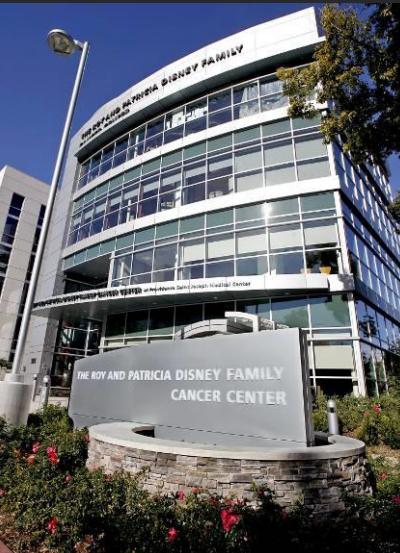 迪士尼癌症中心RFID解决方案