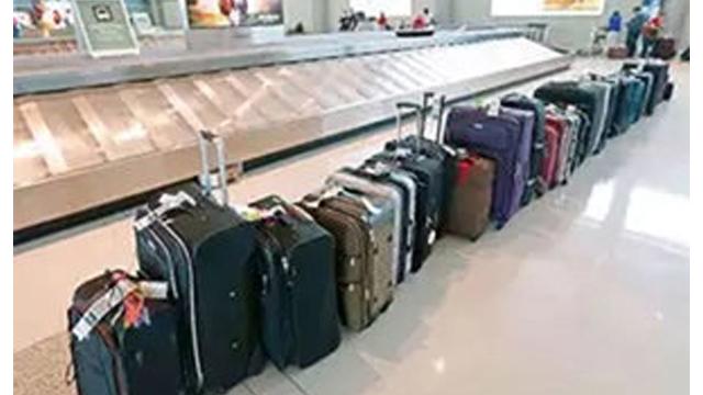 基于航空RFID行李分拣管理系统应用方案