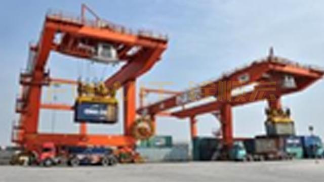 RFID集装箱物流运输管理系统应用方案