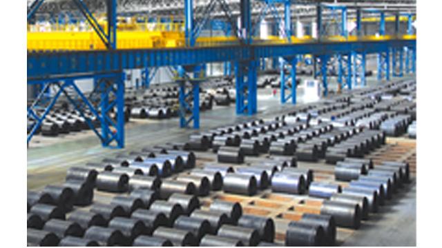RFID首钢生产仓储运输应用,加快了中国制造业智能化建设步伐