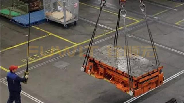 汽车零部件厂商RFID生产管理系统助力识别冲压工具位置