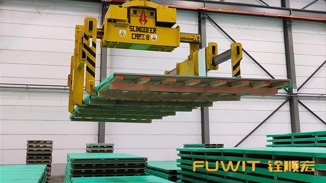 RFID定位管理在金属产品应用提升了WMS存储与运输