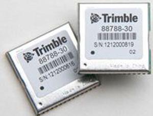 Trimble Aardvark DR+GPS 导航模组