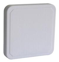 6DBi 超高频  圆极化 防水防雷设计 RFID外置平板天线RFA915-6H70A
