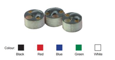 小圆形UHF RFID抗金属标签TAG-915M51