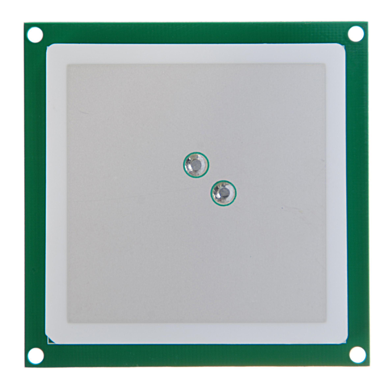 3dbi 超高频 RFID 微带陶瓷天线 T60705W