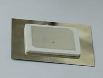 RFID单馈点圆极化天线5dBi/80*80*6mmT80120