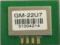 GPS/北斗/GLONASS内置接收器GM22U7