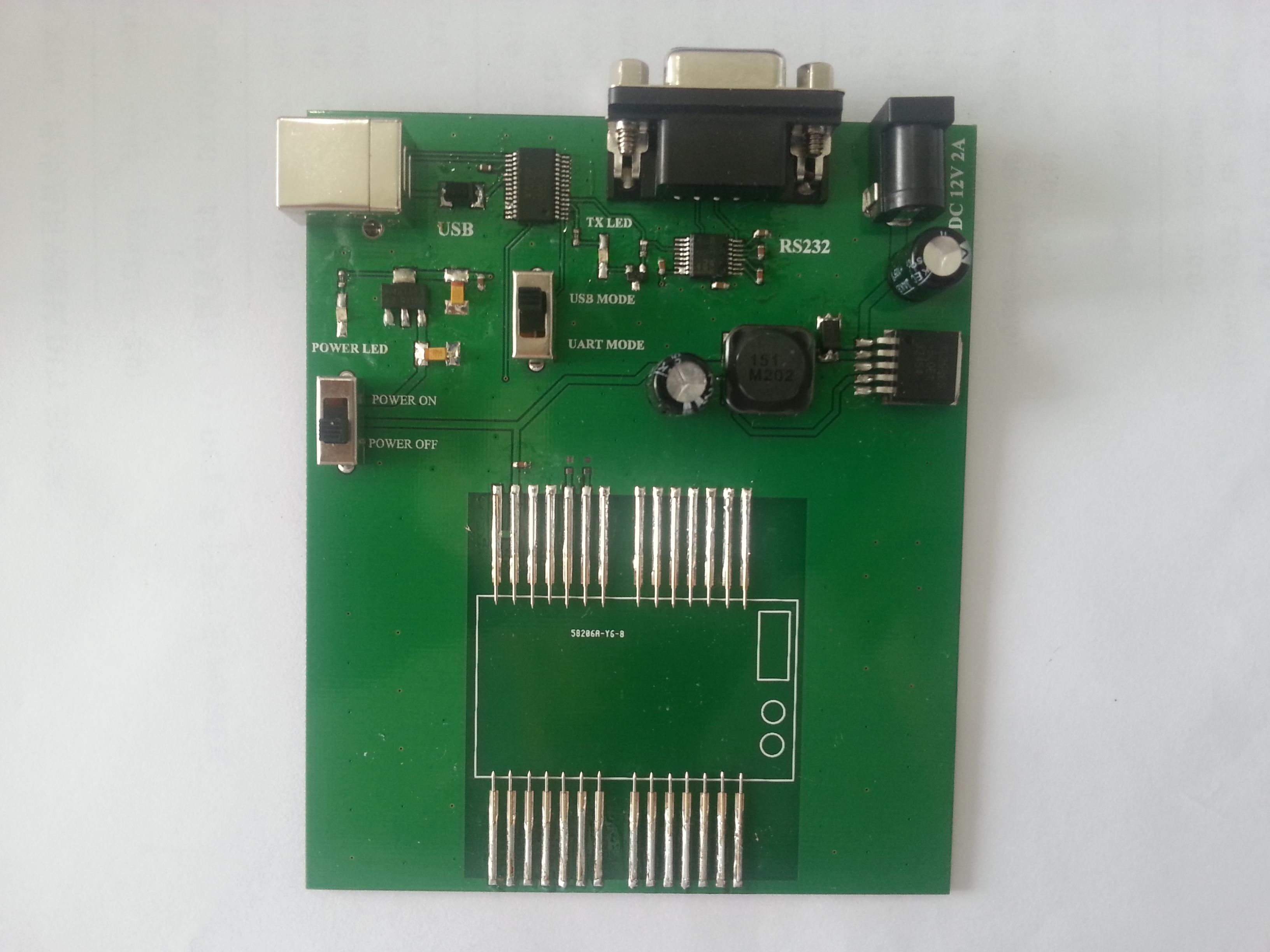 M6e-mircoRFID读写器评估演示板