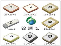 GPS内置陶瓷片无源天线(多尺寸)