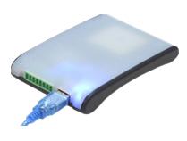 超高频RFID桌面型发卡器D100