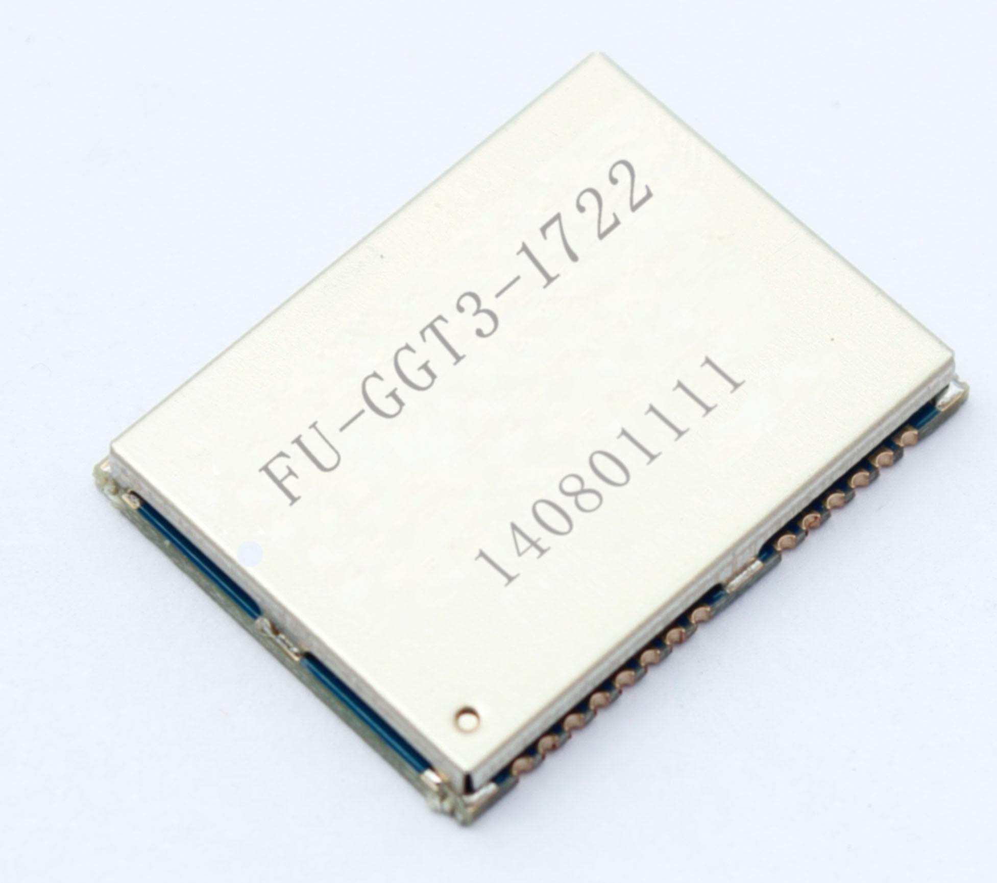 GPS+GLONASS  模组FU-GGT3-1722