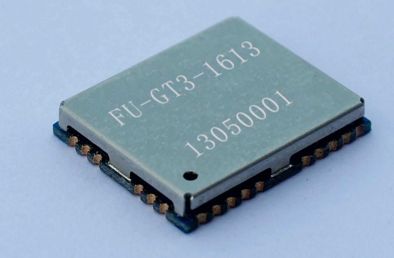 车载导航与车载监控产品专用的GPS模组FU-GT3-1613
