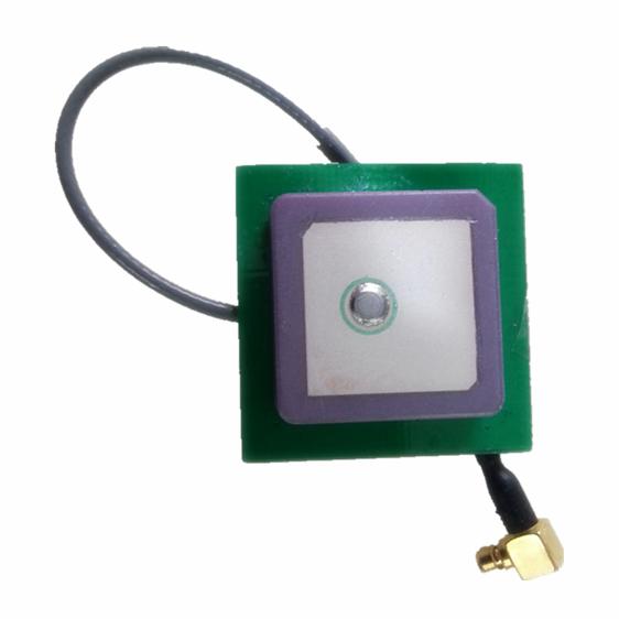 -1dBi 单馈点 RFID圆极化陶瓷天线 18*18*0.5mmT182004