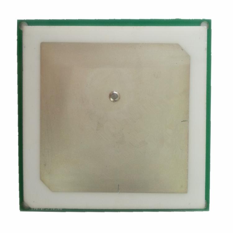 3dBi 单馈点 RFID圆极化天线60*60*7mmT62707
