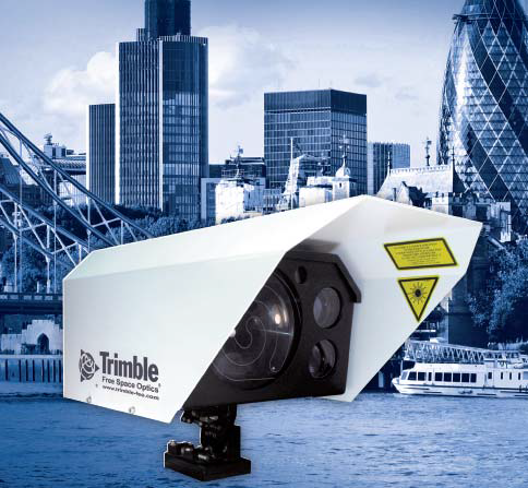 Trimble FSO—自由空间光通信