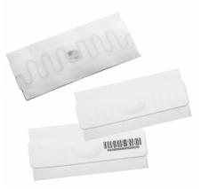 超高频RFID洗衣标签(硅胶洗衣标签) P/N: LK65263