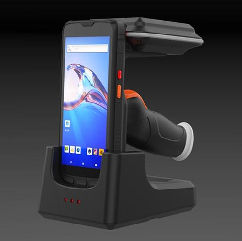 便携式工业级超高频RFID智能手持机 W6100